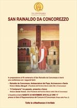CONFERENZA ″SAN RAINALDO DA CONCOREZZO″
