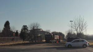 Al via il ripristino dell'area davanti allo stadio comunale di via Pio X