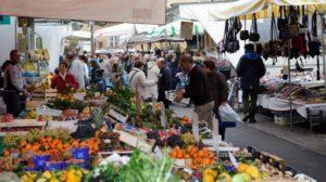 CORONAVIRUS. Il mercato settimanale si svolgerà regolarmente