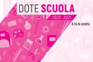 PROROGA SCADENZA DOTE SCUOLA 2020/2021