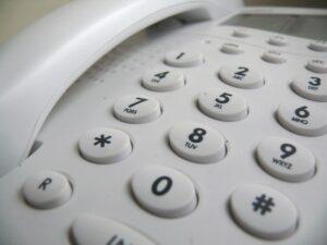 Numeri telefono Ufficio Anagrafe