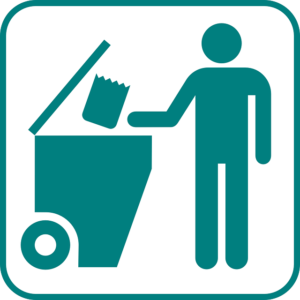 Servizio raccolta rifiuti famiglie in quarantena