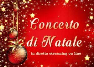 CONCERTO DI NATALE IN DIRETTA STREAMING con la Free Gospel Band